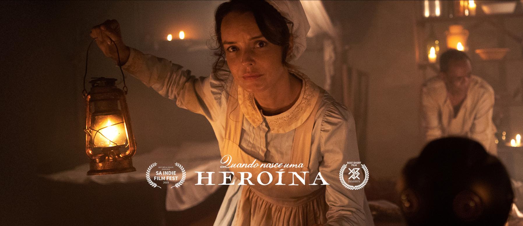 Quando nasce uma heroína